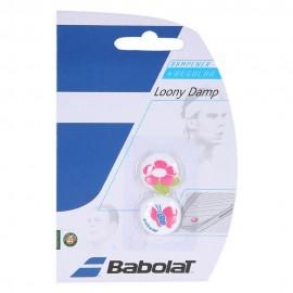 Antivibrador Babolat Loony Damp Flor - 2Und