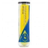 Tubo de bola Dunlop Championship All Surface - 4Und