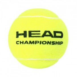Bola de Tênis Head Championship - 4 Bolas