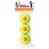Bola de Tênis Wilson Starter Orange - 3 Bolas