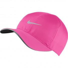 Boné Nike Aerobil Featherlight - Rosa