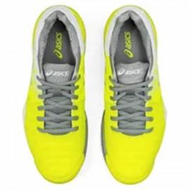 Tênis Asics Gel Resolution 7 Clay - Amarelo e Cinza