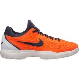 Tênis Nike Air Zoom Cage 3 HC - Laranja