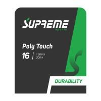 Set de Corda Supreme Poly Touch 16 - Natural