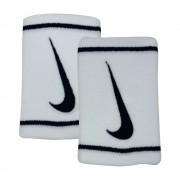 Munhequeira Nike Grande Branca e Preta - 2Und