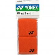 Munhequeira Yonex Wrist Band Laranja - 2Und