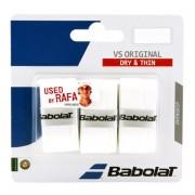 Overgrip Babolat VS Original Branco - 3Und