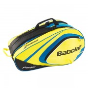 Raqueteira de Padel Babolat Club - Amarela
