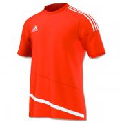 Camiseta Adidas  Registra - Laranja