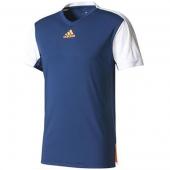 Camiseta Adidas Melbourne Line - Azul