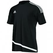 Camiseta Adidas Registra - Preto