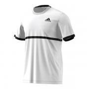 Camiseta Adidas Court Tee - Branca