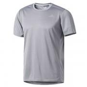 Camiseta Adidas Response SS Tee - Cinza