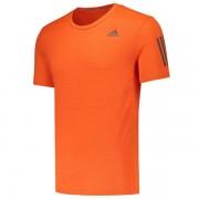 Camiseta Adidas Response SS Tee - Laranja