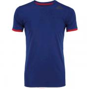 Camiseta Adidas  Climalite CB - Azul