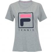 Camiseta Fila Soft Urban Feminina - Cinza
