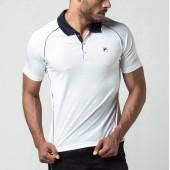 Camisa Polo Fila Cinci - Branca
