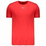 Camiseta Fila Basic Train II - Vermelha