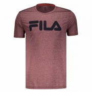Camiseta Fila DNA II - Vinho