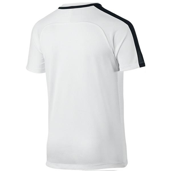 Camiseta Nike Dry Academy Top Infantil - Branca - Oficina do Tenista b303d32794b10