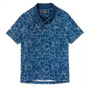 Camisa Polo Lacoste Novak Djokovic DH945621 - Marinho
