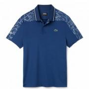 Camisa Polo Lacoste Novak Djokovic DH948121- Marinho