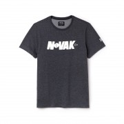 Camiseta Lacoste Novak Djokovic - Grafite