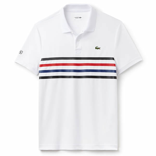 Camisa Polo Lacoste Sport - Branca - Oficina do Tenista 8ebb793763