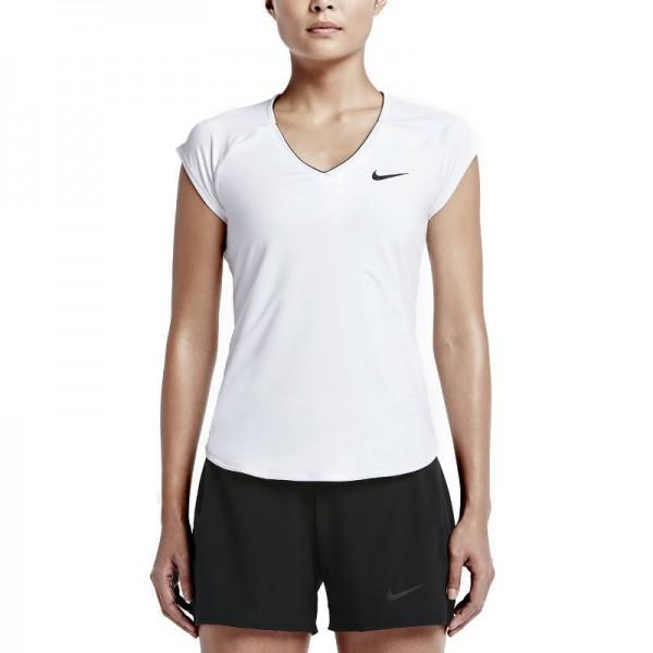 de8fb17685 Camiseta Nike Feminina Pure - Branca - Oficina do Tenista
