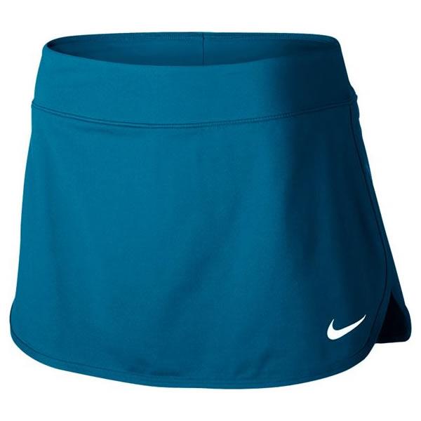 3c7d0fe1b59 Saia Short Nike Pure Skirt - Verde Petróleo - Oficina do Tenista