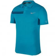 Camisa Polo Nike RF Zonal Advantage - Azul