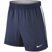 Shorts Nike Court Dry 7 - Marinho e Branco