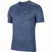 Camiseta Nike Dry Miler SS - Azul