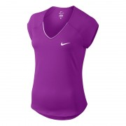 Camiseta Nike Feminina Pure - Roxa