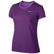 Camiseta Nike Feminina Breathe Rapid - Roxa