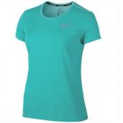 Camiseta Nike Feminina Breathe Rapid - Verde