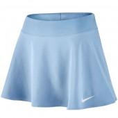 Saia Short Nike Pure Flex Flounce - Azul Clara