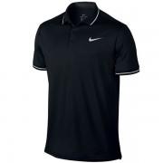 Camisa Polo Nike Dry Solid - Preta
