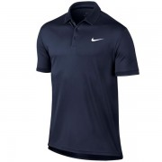 Camisa Polo Nike Dry Team - Marinho