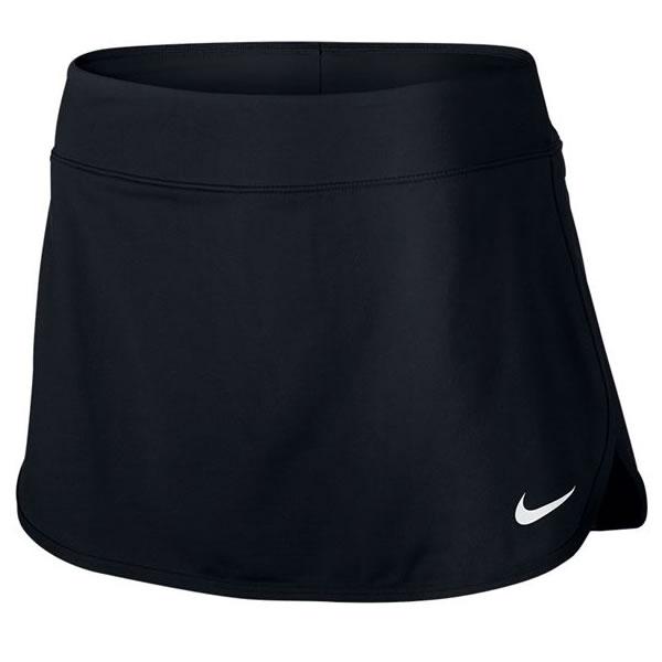 42d4478e43b Saia Short Nike Pure Skirt - Preto - Oficina do Tenista