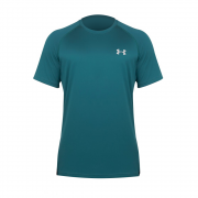 Camiseta Under Armour Tech - Verde Campestre