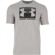 Camiseta Under Armour Boxed Sportstyle - Cinza