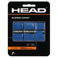 Overgrip Head Super Comp Azul - 3Und