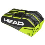 Raqueteira Head Core 6R Combi - Preta